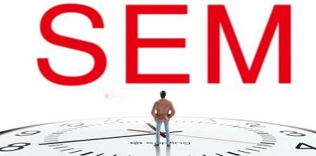SEM竞价推广不太重要的数据指标总结: